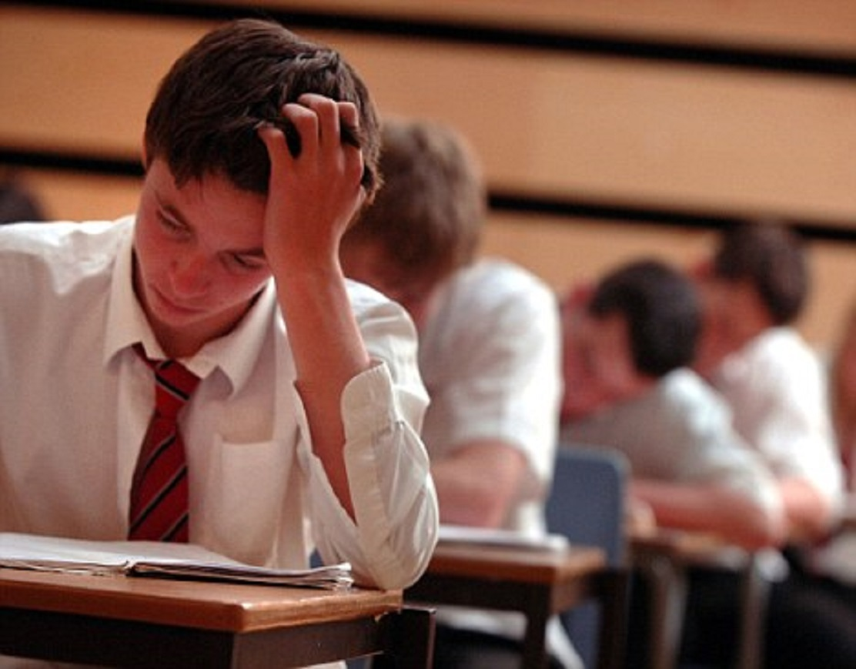 Exam Fear Online Test - #GolfClub