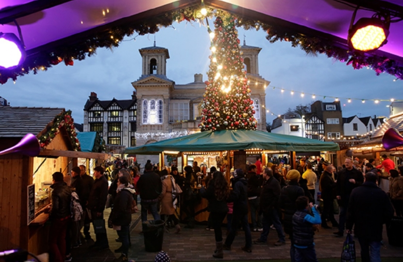 Kingston Xmas Market